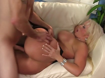 Incredible pornstar Alura Jenson in best mature, lingerie porn scene