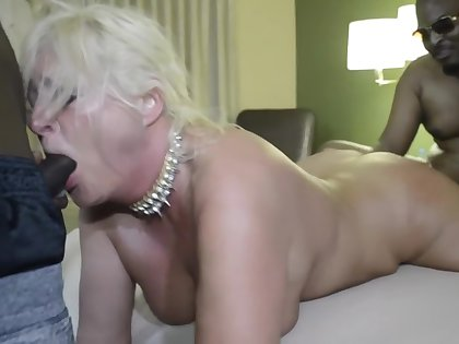 Milf Wife Gets Gangbanged By King Cure And His Buddies
