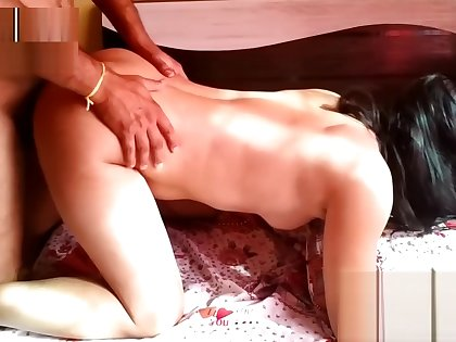 Indian Desi Bhabhi Gets Fucked Hard In Front Of Husband