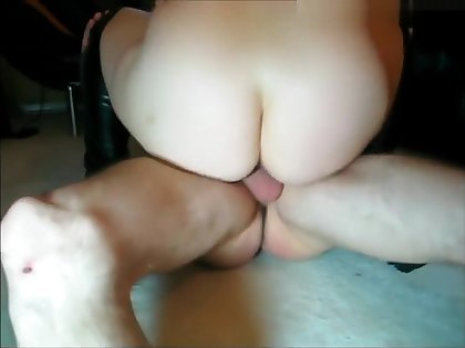 Amateur mature vid with me having my twat drilled