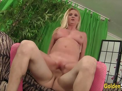 Golden Slut - Yearn Older Pussies Compilation Part 10