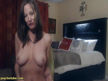 Promiscuous milf give you an amazing make public of lust and dirty pleasure